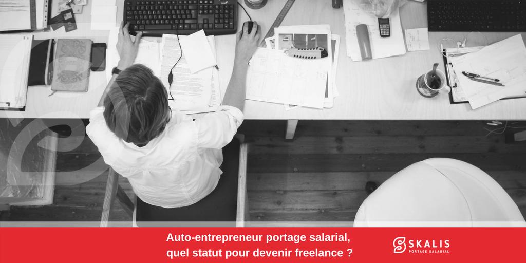 cover auto entrepreneur portage salarial